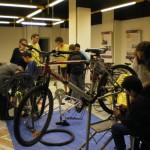 Atelier mensuel dans les locaux de la Rénovation Urbaine
